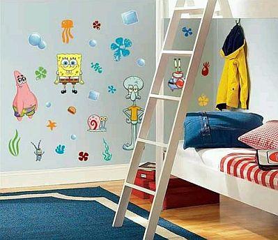 Stickers y pegatinas para decorar for Pegatinas para decorar habitaciones