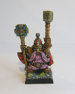 Dwarf Runelord