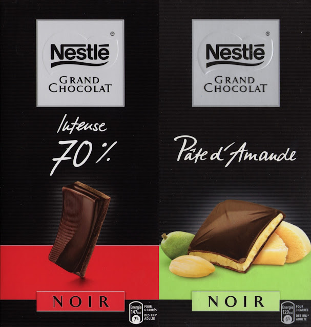 Breaking News - Nestlé Change de Peau Nouveau Design