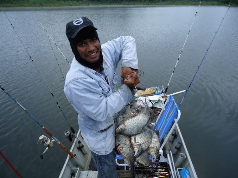 Pesca na SIlvana