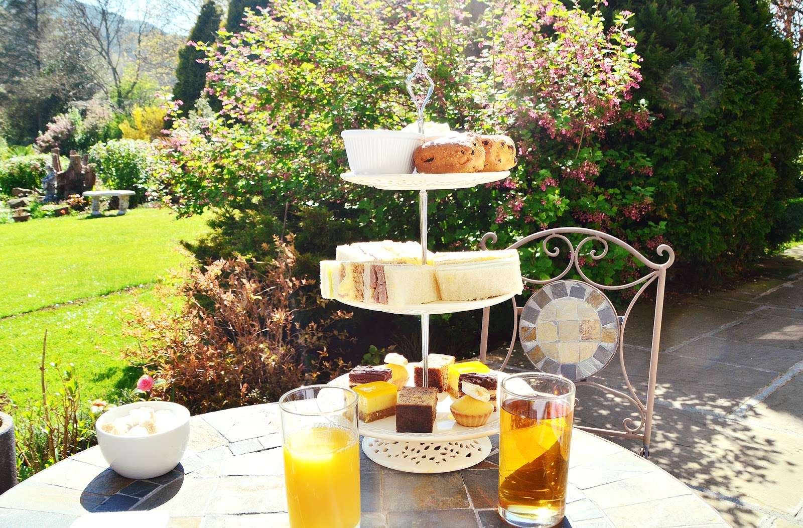 Ox Pasture Hall Afternoon Tea Hotel Review