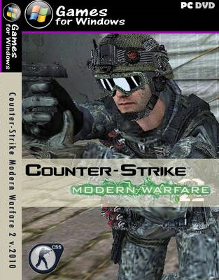 Counter-Strike Modern Warfare 2 v.2010 - INDOCDSHOP ONLINE.