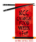 NCC Chinese Food Week