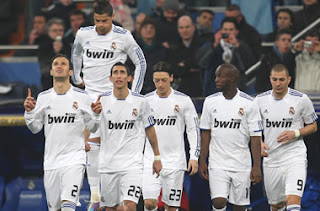 Real Madrid 2011
