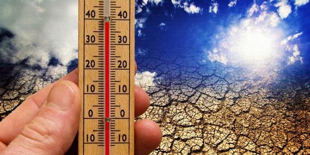 Semarang Dilanda Suhu Panas Capai 36 Derajat Celcius