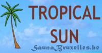 sauna Bruxelles tropical sun