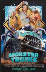 Ver Película Monster Trucks (2017) Online HD en Español