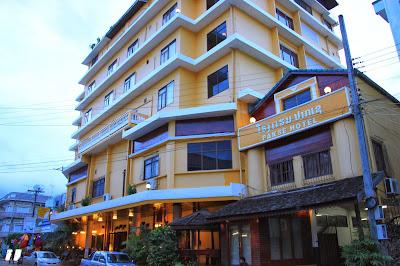 Pakse Hôtel (Pakse, Champasak, Laos)