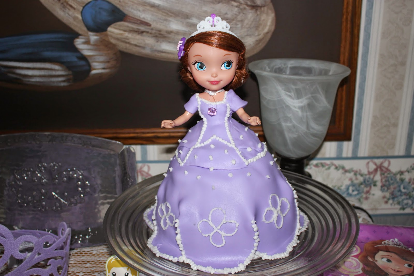 Hootabration - Parties and Entertaining: Sofia the First ...
