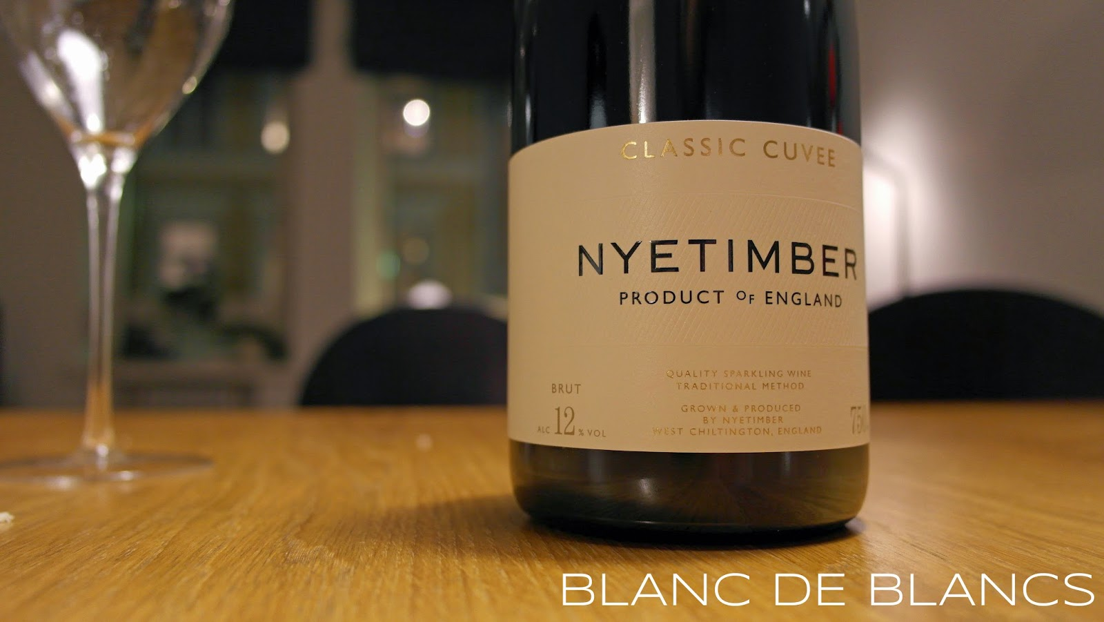 Nyetimber Classic Cuvée 2009 - www.blancdeblancs.fi