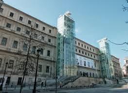 Visita al Museo Reina Sofía, Máster en Literaturas Hispánicas: Arte, Historia y Sociedad UAM