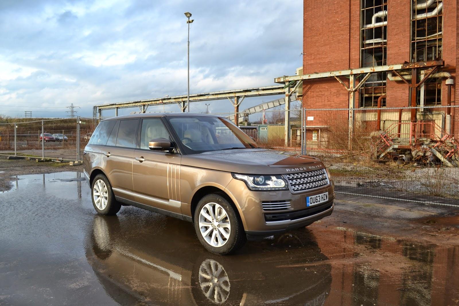 2014 Range Rover Vogue SE SDV8