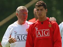 Madrid Transfer Ronaldo ke MU ?
