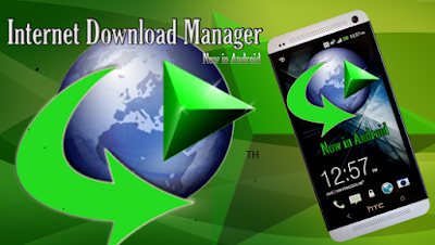 Premium IDM Internet Download manager app for Android