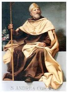 Santo André Corsini, Bispo de Fiésole