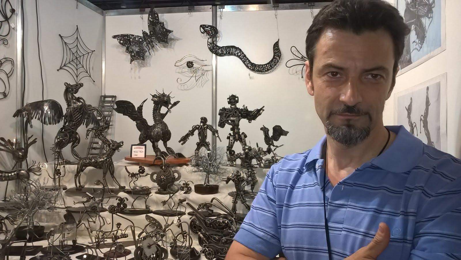XI Feria Internacional de artesanías LA RURAL - Buenos Aires 2016