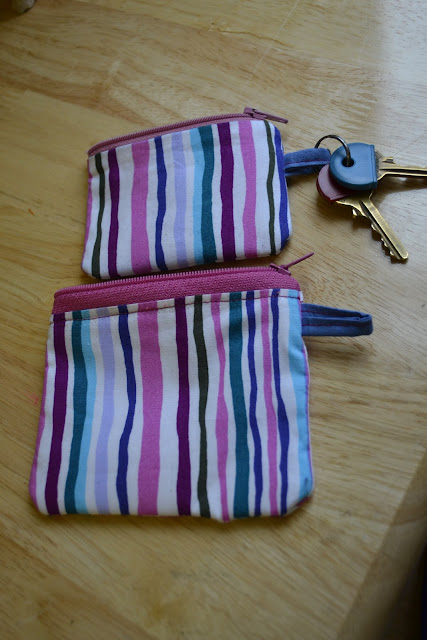 handmade coin purse, card holder