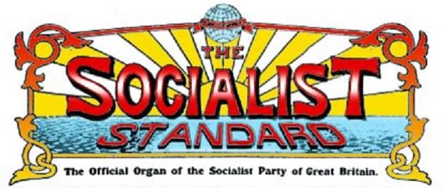 THE SOCIALIST STANDARD