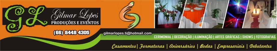 Gilmar Lopes Decoração & Iluminação de Eventos