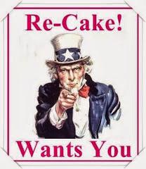 La re-cake di questo mese è: