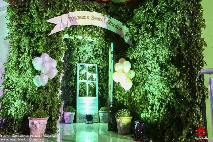 festa jardim secreto:Obrigada Julliana pela confiança!!! E como você mesma disse, até o