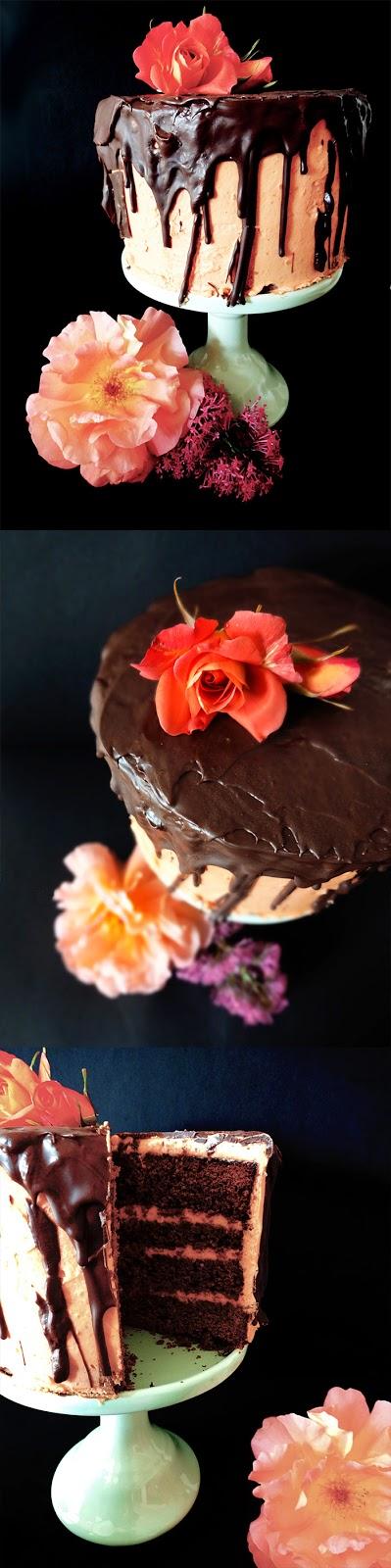 basteln malen kuchen backen brownie orangentorte. Black Bedroom Furniture Sets. Home Design Ideas