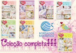 """Sorteio 20-07 no Blog """"Dinha Ponto de Cruz"""""""