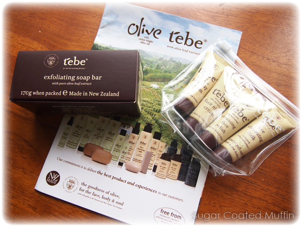 Olive and Tebe products