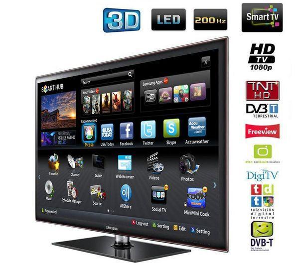55D6200 TV LED Samsung -UE55D6200, TV LED Samsung, 55D6200 Prezzo