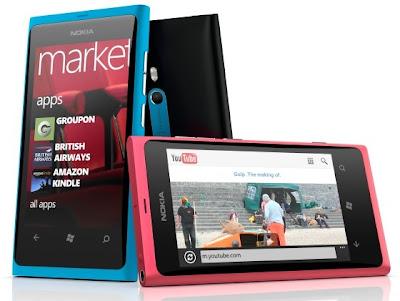 Nokia Lumia-800 Stills