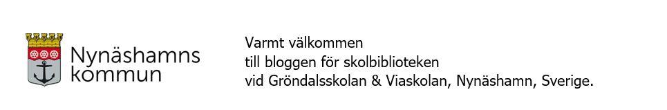 Viaskolan & Gröndalskolans skolbibliotek, Nynäshamn.
