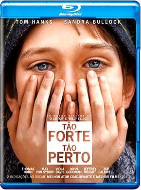 Filme Poster Tão Forte e Tão Perto BDRip XviD Dual Audio & RMVB Dublado