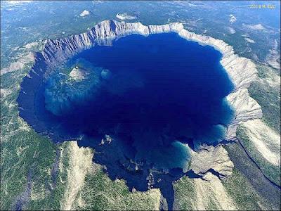 Lagos increibles - Lago del Cráter, Estados Unidos