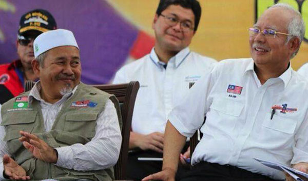 "CRYSTAL CLEAR! Y NOW TITM PARTI 2H ( ""D"" WANG HASHIM) ; "" PUPPET "" OR ""BARUA"" ( AGENT) OF UMNO ??"
