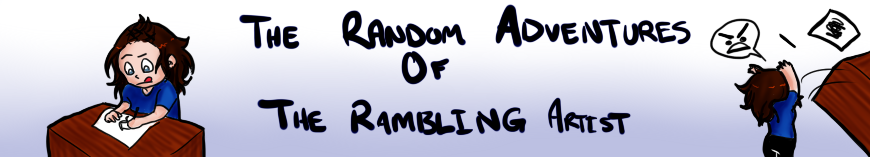 The Random Adventures Of The Rambling Artist