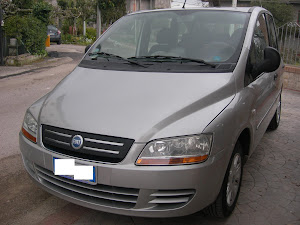 Fiat Multipla 1.6 N.Power Metano 2005 120.000 km 5.500,00 euro