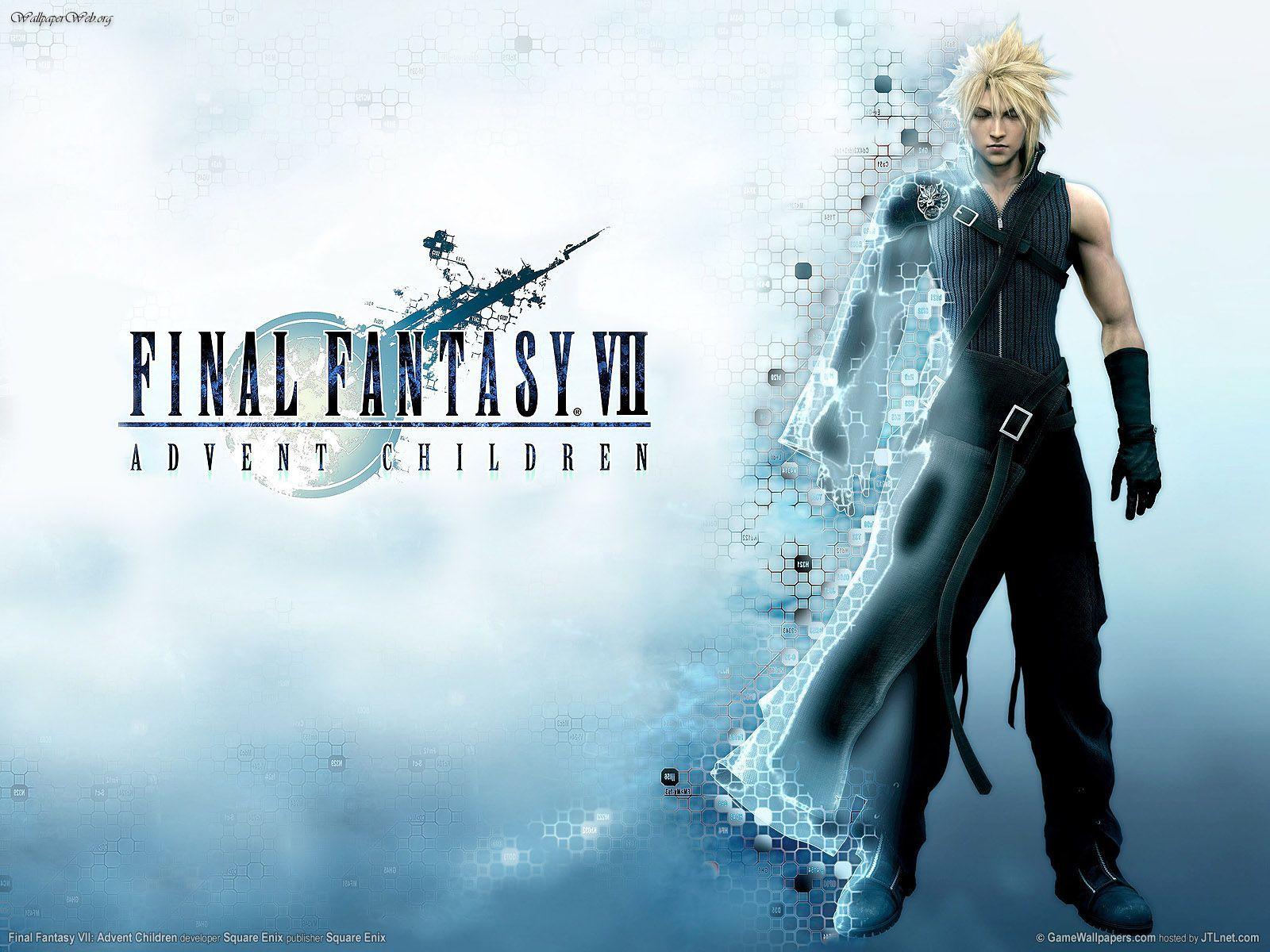 pic new posts Wallpaper Cloud Final Fantasy