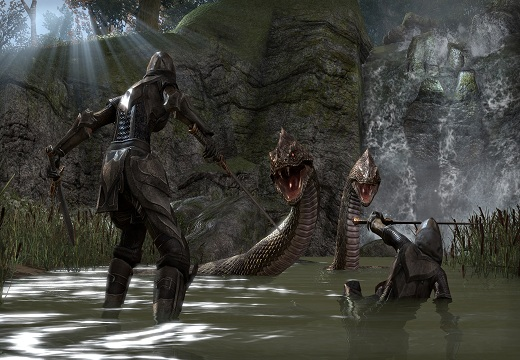 The Elder Scrolls Online PC Game full Download free