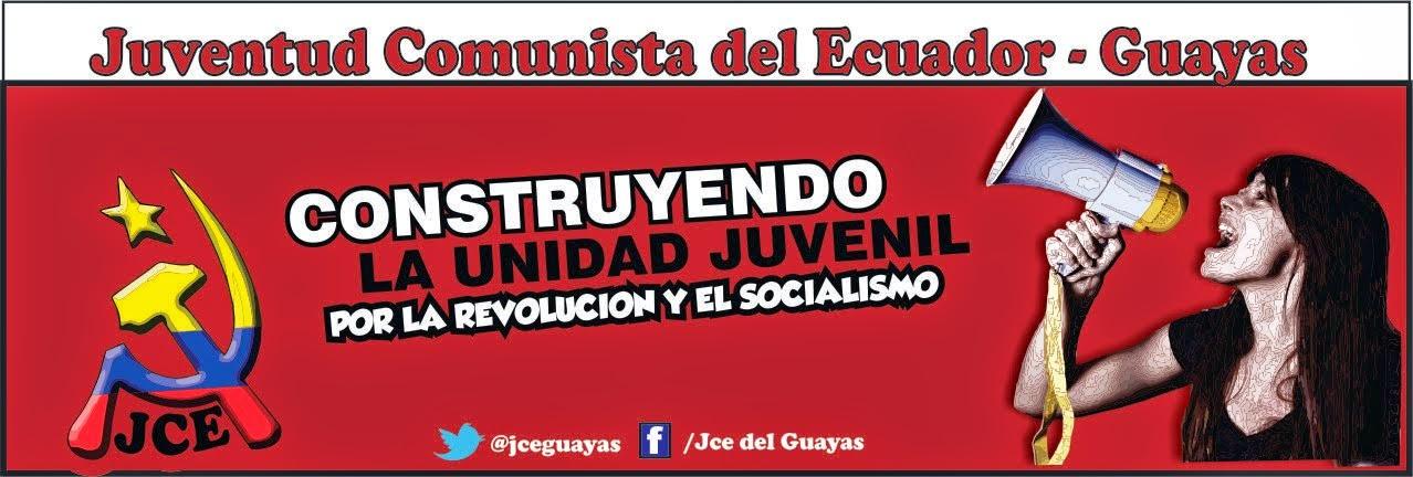 Juventud Comunista del Ecuador - Guayas