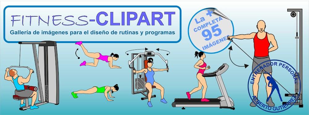 Fitness Clipart (Galería de Imágenes)
