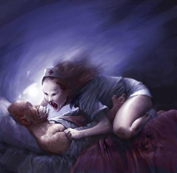 Ketindihan atau Sleep Paralysis , Apa dan Bagaimana mengatasinya ?
