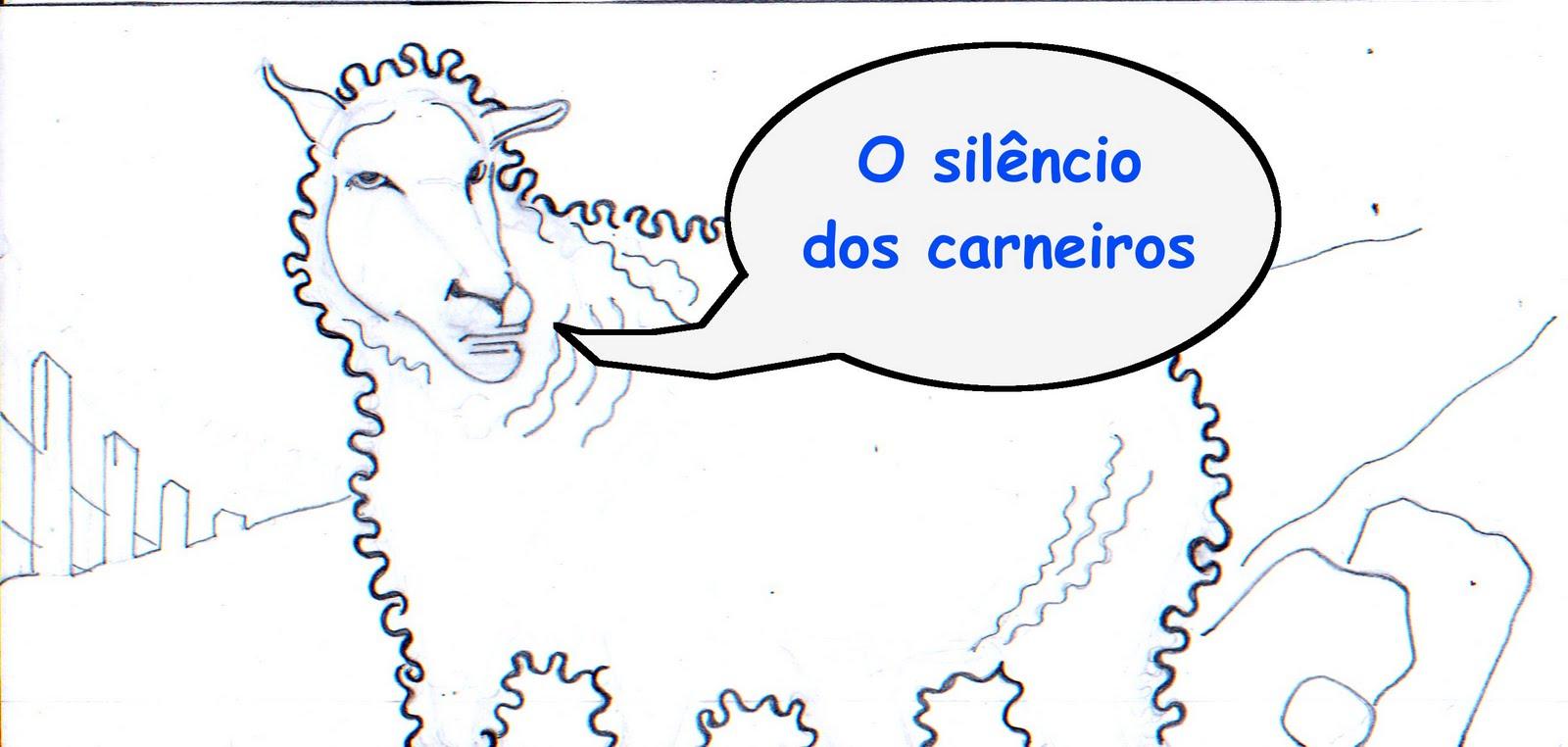 O silêncio dos carneiros