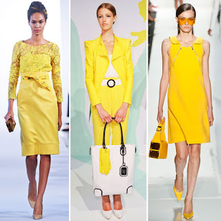 Fashion Mellow Yellow