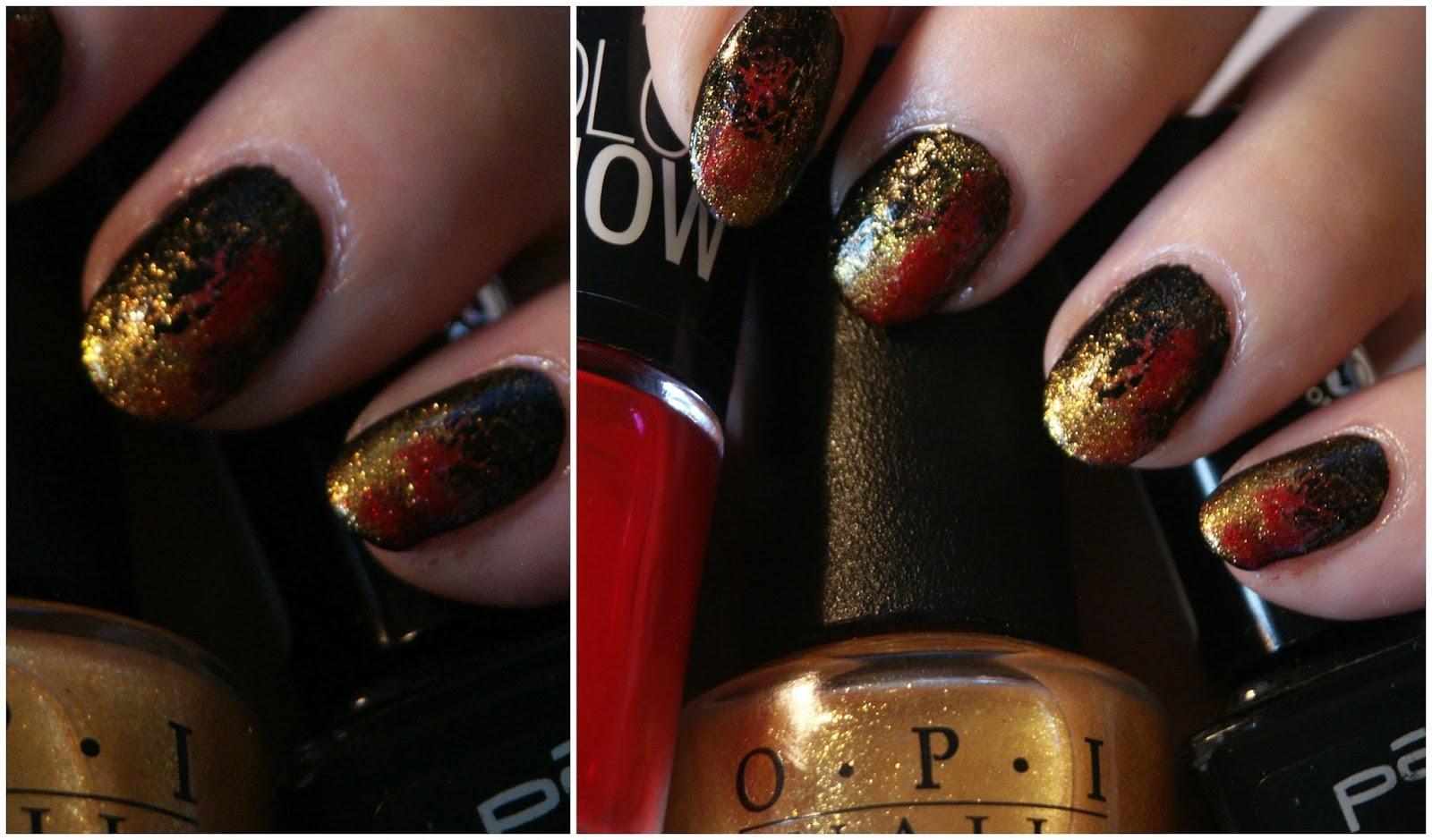 Germany, WM, Nails