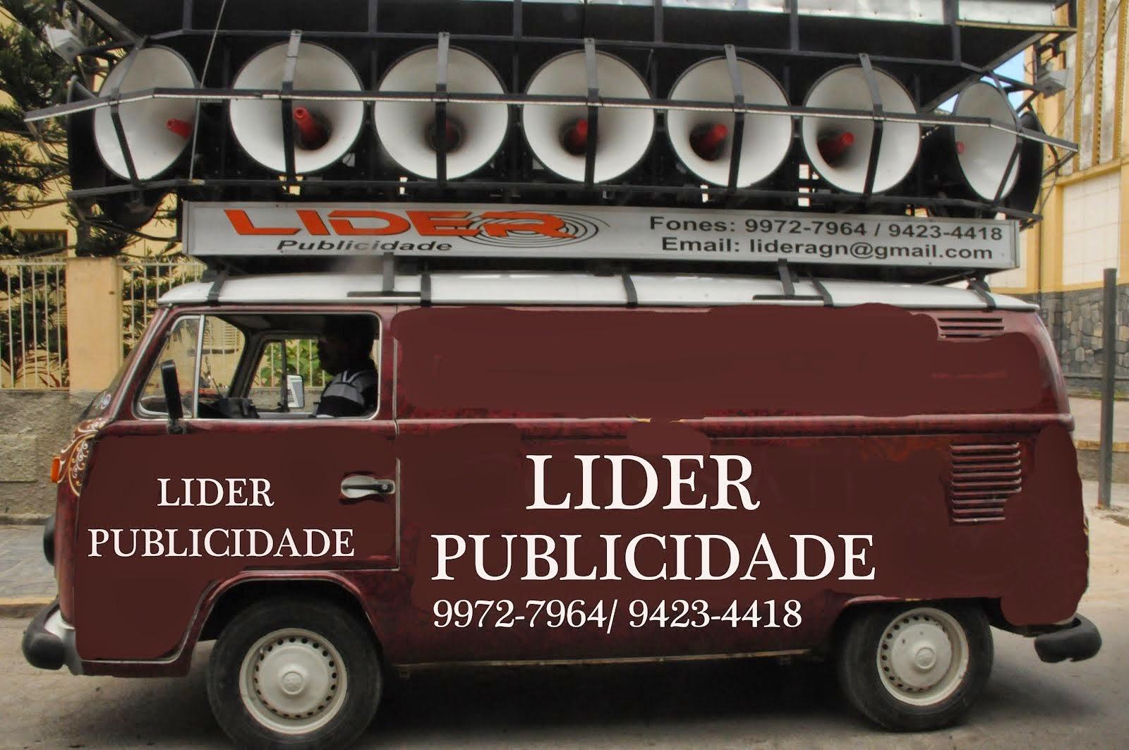 LÍDER  PUBLICIDADE