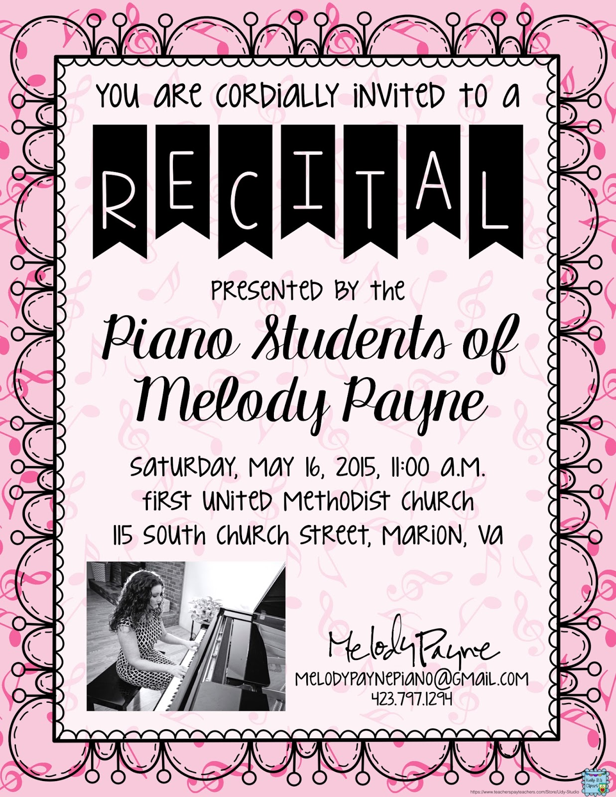 my first piano recital a narrative Piano recitals are, like, totally, like how to inspire teen participation hold your teen piano recital in a cool venue – make the recital seem more.