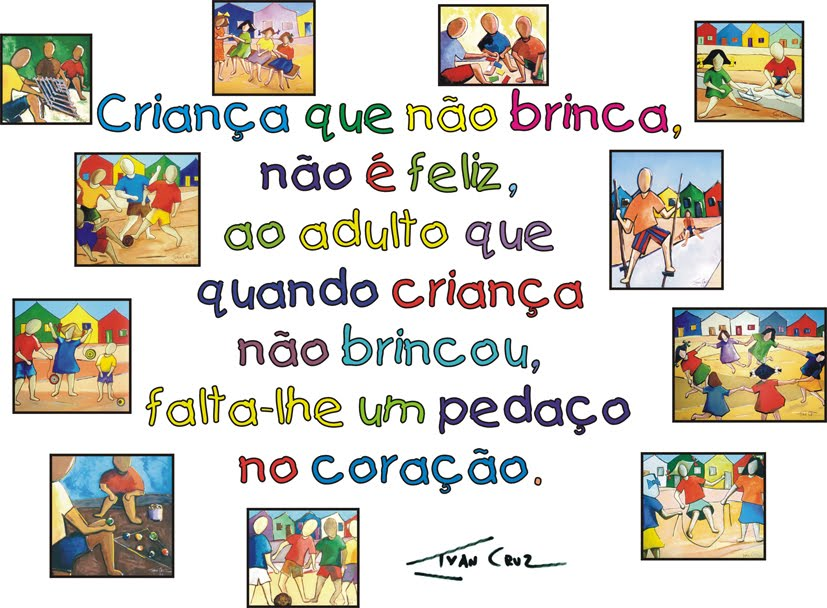 Educação Infantil Obras De Ivan Cruz