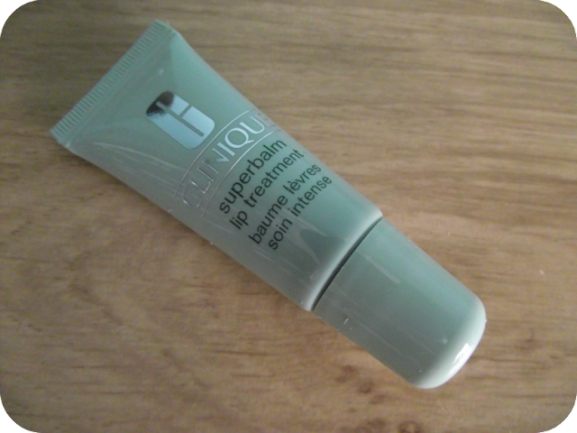 Clinique Superbalm Tube