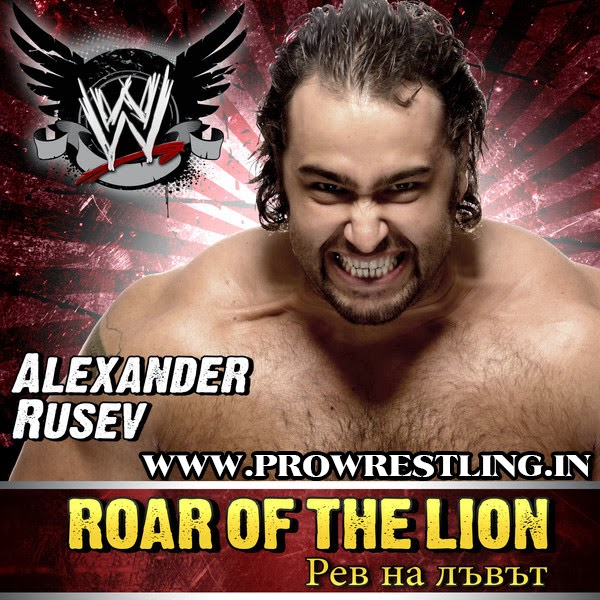 "Music » Download Alexander Rusev's Official Theme Song ""Roar Of The Lion"" By ""CFO$"" Free MP3"