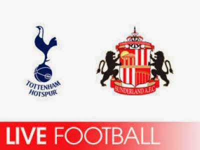 Premier League Live Spurs v Sunderland